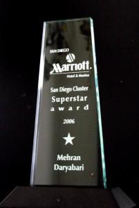 Marriott  Award